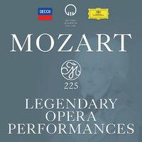 Wolfgang Amadeus Mozart, Mozart 225 - Legendary Opera Performances