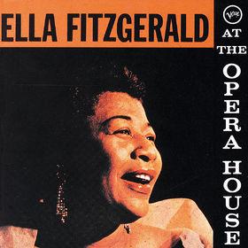 Ella Fitzgerald, Ella Fitzgerald At The Opera House, 00602557451627