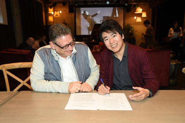 Lang Lang, Ein Piano-Star kehrt heim – Lang Lang zurück bei Universal Music