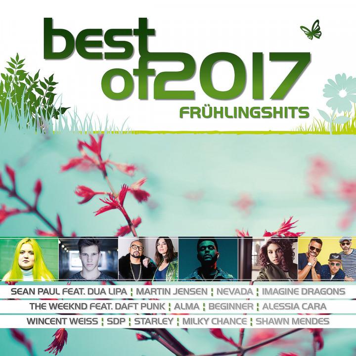 Best Of 2017 - Frühlingshits