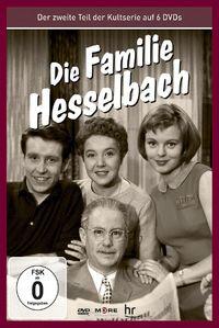 Various Artists, Die Familie Hesselbach (18 Folgen) (6-DVD-Softbox), 04032989604517