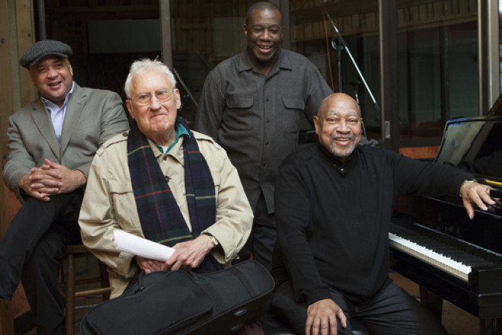 Lee Konitz mit dem Kenny Barron Trio