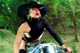 Lady Gaga, John Wayne
