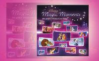 Disney Magic Moments, Die schönste Disney-Liebeslieder-Sammlung: Disney Magic Moments 2