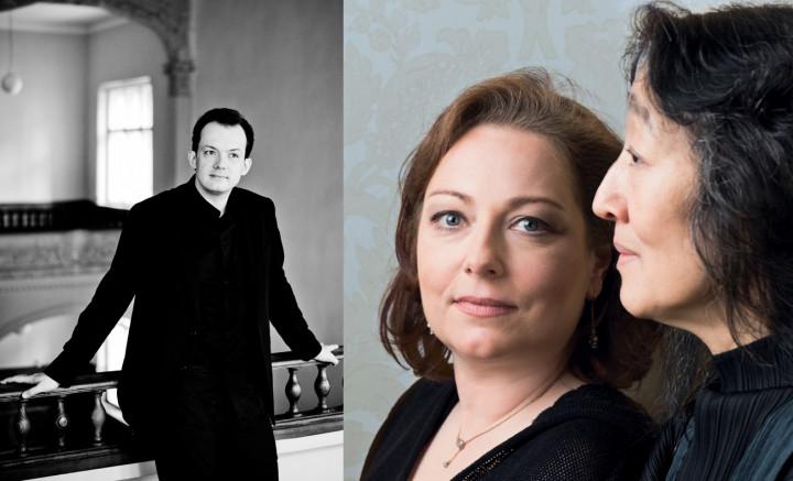 Andris Nelsons, Mitsuko Uchida, Dorothea Röschmann