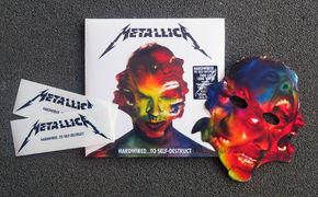 Metallica, Großes Metallica-Gewinnspiel: Ergattert ein tolles Fanpaket