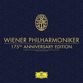 Wiener Philharmoniker, Wiener Philharmoniker 175th Anniversary Edition, 00028947970903