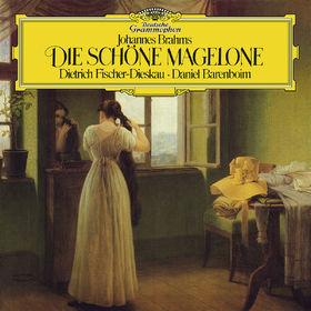 Dietrich Fischer-Dieskau, Brahms: Die schöne Magelone, Op.33; 9 Lieder und Gesänge, Op.32, 00028947973362