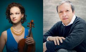 Hilary Hahn, Doppeltes Glück – Gewinnen Sie Konzerttickets für Hilary Hahn & Murray Perahia