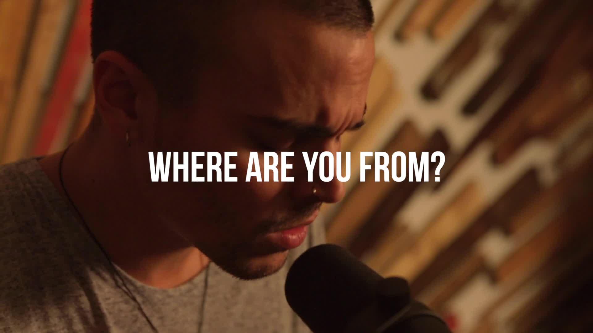 Alex Vargas, Albumtrailer Cohere (mit UT)