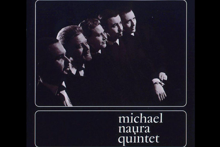 Michael Naura Quintet - European Jazz Sounds