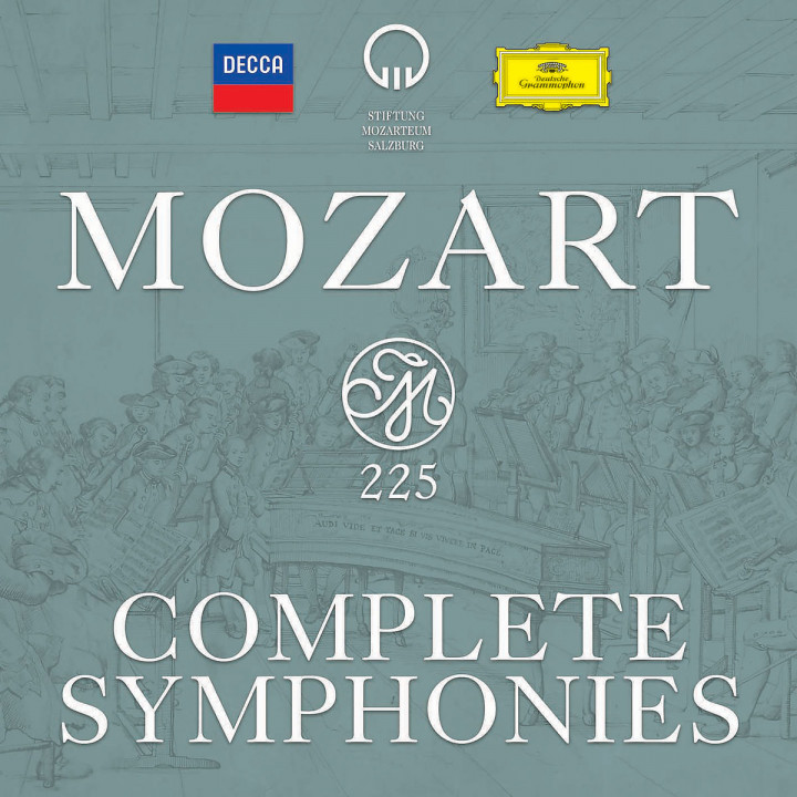 Mozart 225: Complete Symphonies