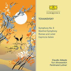 Claudio Abbado, Tchaikovsky: Symphony No. 6 / Manfred Symphony / Romeo And Juliet / Capriccio Italien, 00028948261871