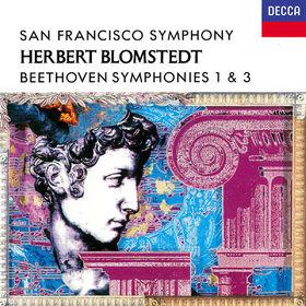 Herbert Blomstedt, Beethoven: Symphonies Nos. 1 & 3, 00028948318865