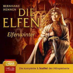 Die Elfen, Staffel 1 - Elfenwinter - Folge 01-05 (2 mp3 CDs), 00602547954718