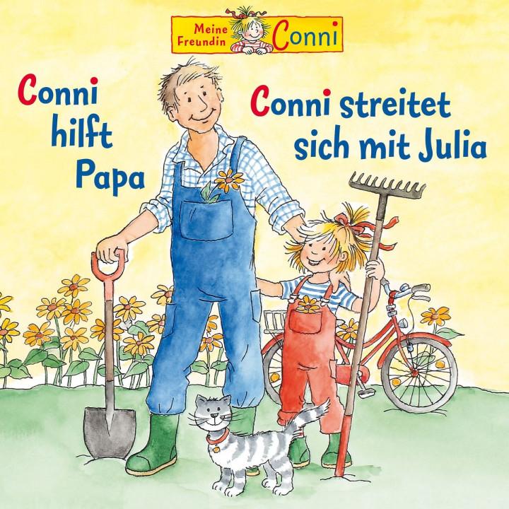 50: Conni hilft Papa/streitet sich mit Julia