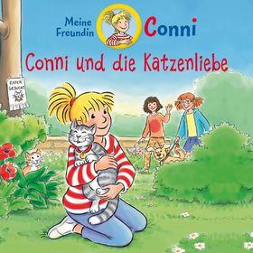 Conni, 51: Conni und die Katzenliebe, 00602557294231