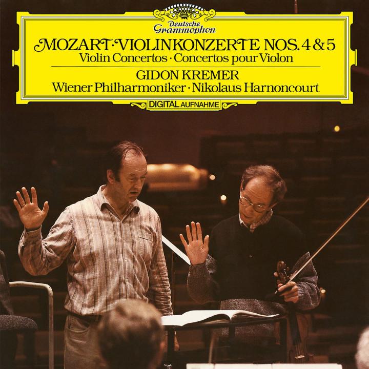 Mozart: Violin Concertos No. 4 & 5