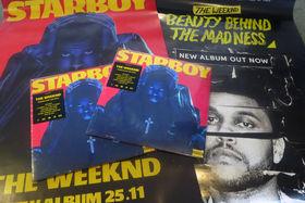 The Weeknd, Starboy-Vinyl und Poster: Gewinnt ein Fan-Paket