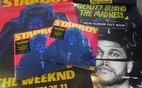The Weeknd, Gewinnspiel mit The Weeknd: Ergattert das Album Starboy in der Vinyl-Version und Poster