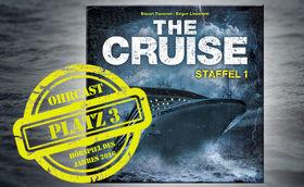 Folgenreich, The Cruise belegt den 3. Platz als Hörspiel des Jahres