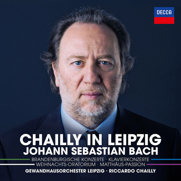 Chailly In Leipzig - J.S. Bach