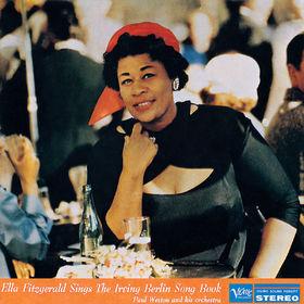 Ella Fitzgerald, Ella Fitzgerald Sings The Irving Berlin Song Book, 00602557452648