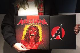 Airbourne, Gewinnt das Airboirne Album Breakin' Outta Hell auf Vinyl