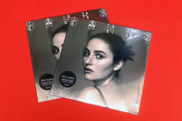 Banks, Gewinnt das aktuelle Banks-Album The Altar in der Vinyl-Version