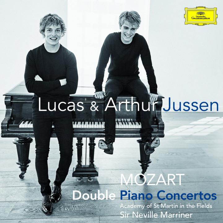 Lucas & Arthur Jussen Mozart Double Concertos