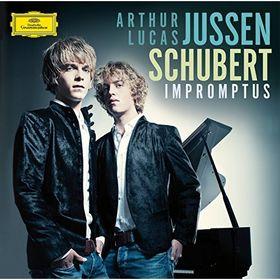 Lucas & Arthur Jussen, Schubert: Impromptus & Fantasie, 00028948056453