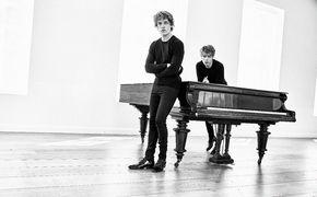 Lucas & Arthur Jussen, Doppelpack an den Tasten - Lucas und Arthur Jussen auf Deutschlandtour
