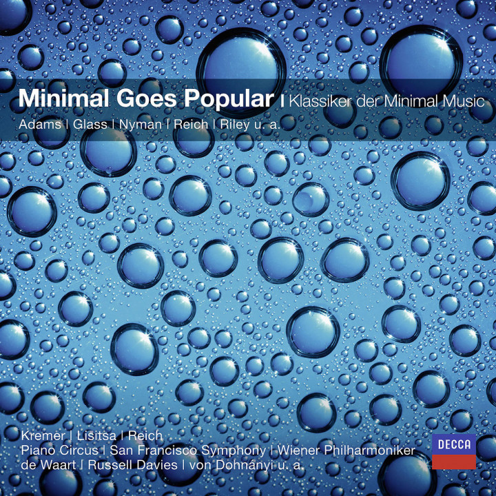 Minimal Goes Popular - Klassiker der Minimal Music
