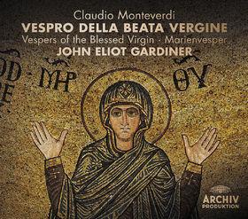 John Eliot Gardiner, Monteverdi: Vespro della Beata Vergine, SV 206, 00028947971764