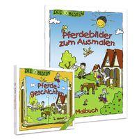 Various Artists, Die 30 besten Pferdegeschichten (Hör- + Malbuch), 04260167471082