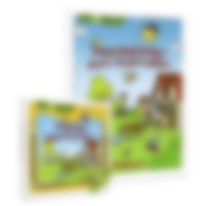 Die 30 besten Pferdegeschichten (Hör- + Malbuch)