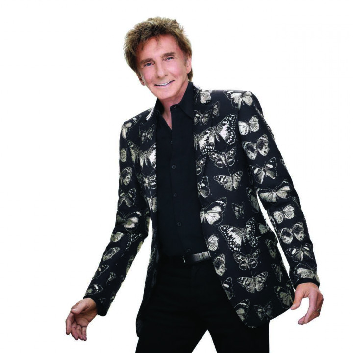 Barry Manilow — This Is My Town
