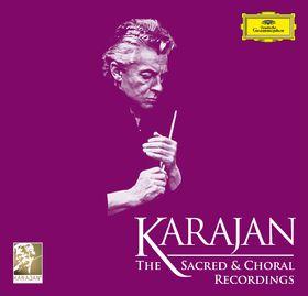 Herbert von Karajan, Karajan Sacred & Choral Recordings, 00028947970606