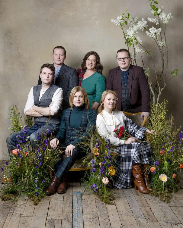 The Kelly Family - Pressefotos 2017 - 2