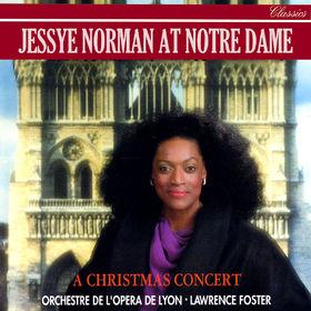 Jessye Norman, Jessye Norman at Notre-Dame, 00028948306718