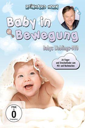 Reinhard Horn, Baby in Bewegung - die DVD, 00602557436112