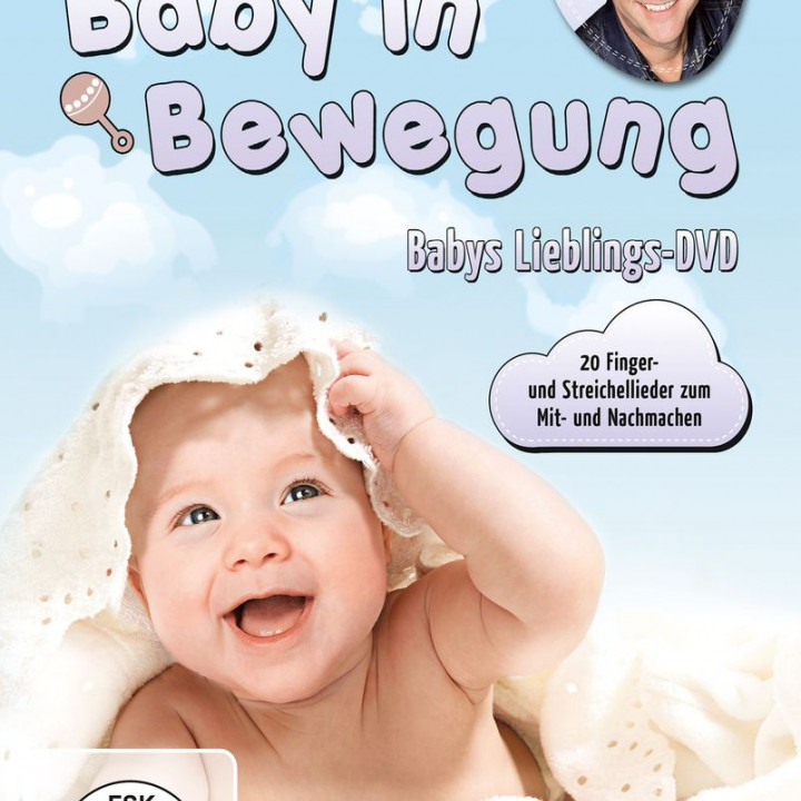 Baby in Bewegung - die DVD