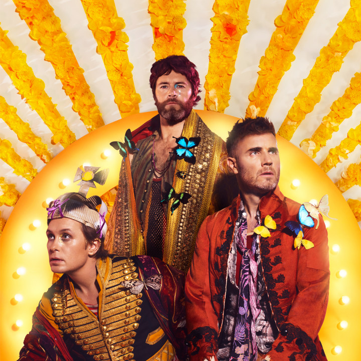 Take That Giants Single Cover 2017