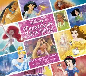 Disney Prinzessin, Disney Prinzessin - Die Hits (Deluxe Edition), 00050087344221