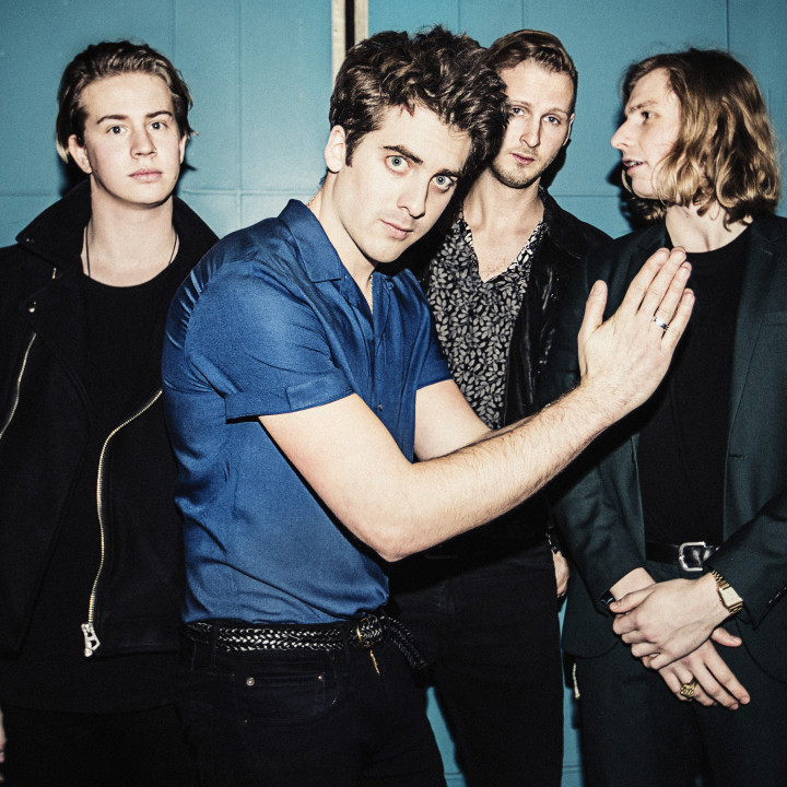 Circa Waves Pressebilder 2017
