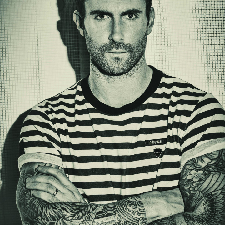 Maroon 5—'Cold' Adam Levine 2017