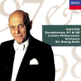 Sir Georg Solti, Haydn: Symphonies Nos. 97 & 98, 00028948319503