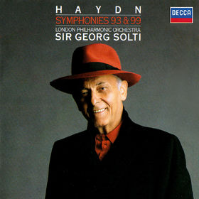 Sir Georg Solti, Haydn: Symphonies Nos. 93 & 99, 00028948319466