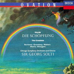 Sir Georg Solti, Haydn: Die Schöpfung (The Creation), 00028948319459