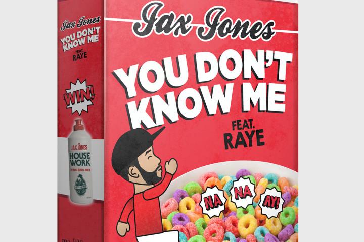 Jax Jones 2017